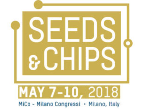 Meet The Protein Cluster during Seeds&Chips, 7-10 May, Milano Italy