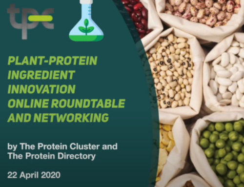 Watch The latest plant protein ingredients Webinar