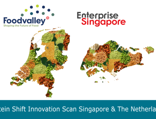 Innovation Scan Protein Shift: Netherlands and Singapore can strengthen each other
